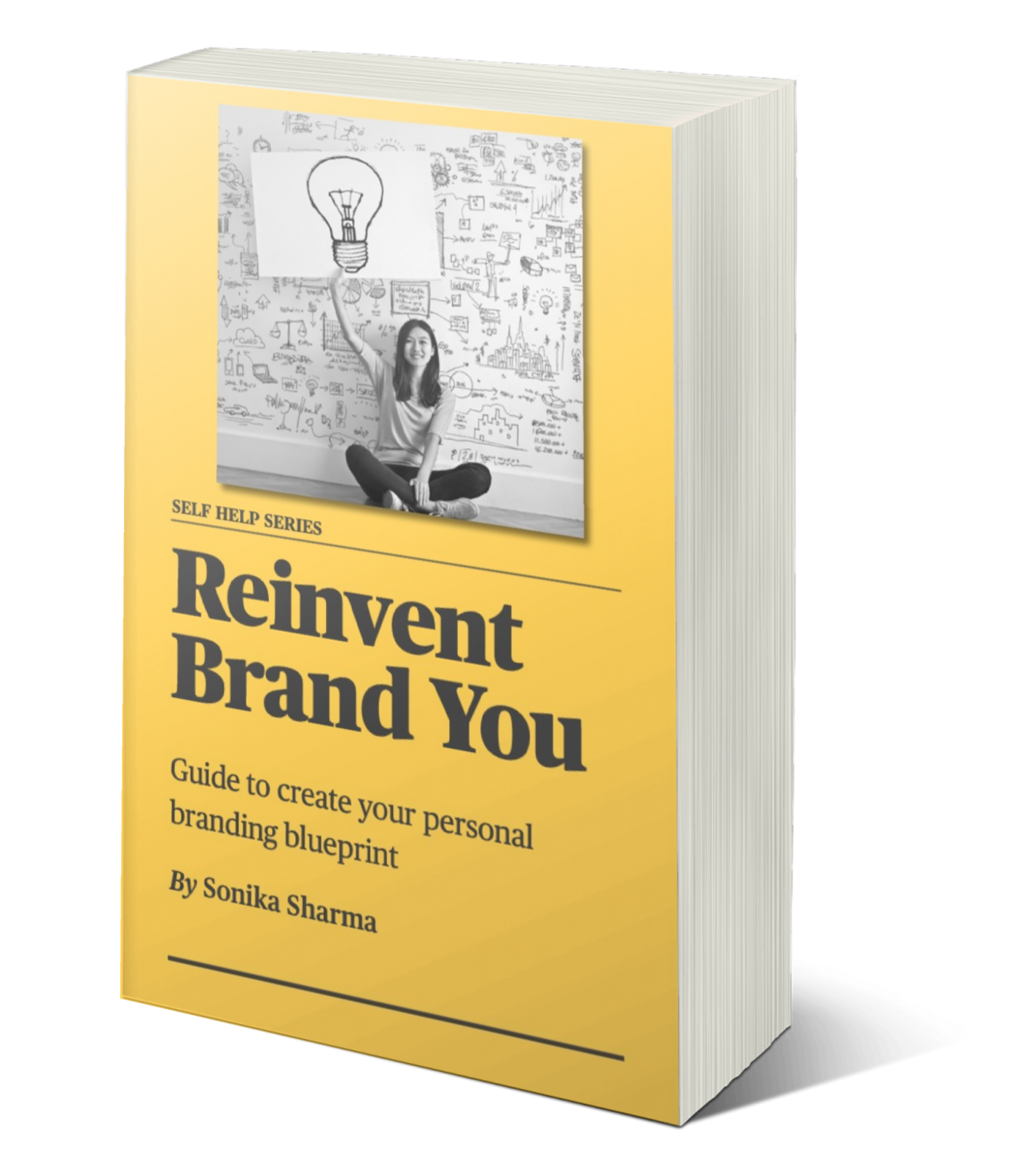 reinvent brand you by sonika sharma